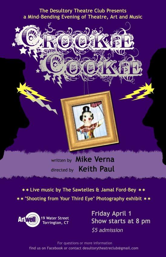 Crookie Cookie - The Desultory Theatre Club