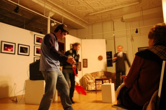 CrookieCookie - The Desultory Theatre Club