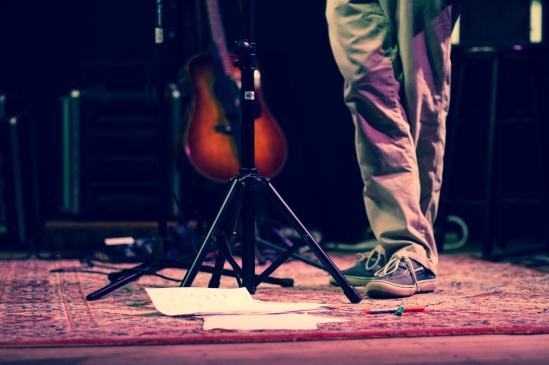 Desultory Theatre Club - feet
