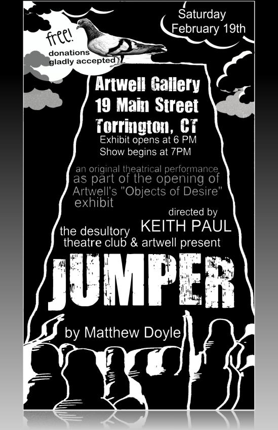 Jumper - The Desultory Theatre Club
