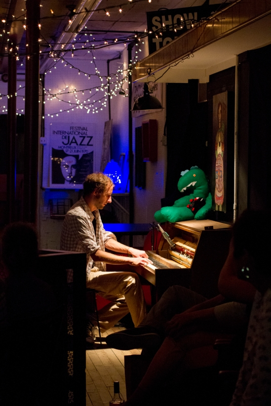 Mic Nicosia - The Desultory Theatre Club