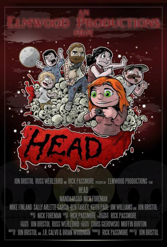 HEAD - HORROR THE ELMWOOD WAY is a puppet horror film harking back to the 70s era of horror. Screenings will be held on 3/28 and 3/29 in Plantsville, Connecticut