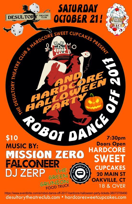 Robot Dance Off 2017